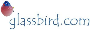 welcome to glassbird.com, click to enter